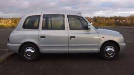 TX1 London taxi int 2001 SE Silver 2.7 Auto Diesel,245000 miles