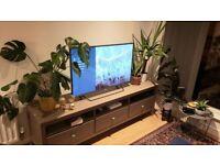 3 drawer TV stand