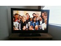Philips 42 inch HD tv built in Freeview