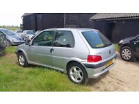 Peugeot 106 1.4 Quicksilver - Low Miles - Low Owners - Fsh - Hpi Clear