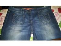 Ladies M&S Jeans Size 22