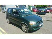 Bargain Suzuki Ignis 1.3 Hatchback, 11 Month Mot Good Runner, Very Clean Car With Tow Bar Fitted