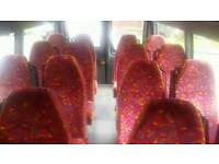 Minibus Hire 16 Seater with driver
