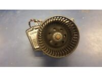 Used, 2005 MERCEDES C CLASS W203 CABIN HEATER AIR CON FAN BLOWER INTERNAL A/C RESISTER breaking £70 for sale  Luton, Bedfordshire