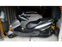 MBK SKYLINER 125 SCOOTER FOR SALE. MOT September 2018
