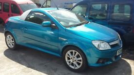 VAUXHALL TIGRA - 1.4 BREAKING - ALL PARTS AVAILABLE, CAN SELL CAR AS A WHOLE