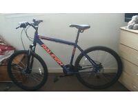 2015 model mountain bike!! Raleigh