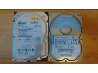 60GB & 40GB IDE Hard Drives