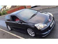HONDA CIVIC TYPE R - NOT BMW M3 AUDI A4 A3 LEON JETTA BORA