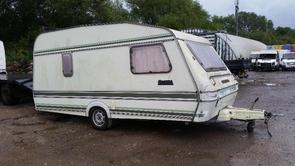 Compass Omega Caravan Needs 2 Windows As Been Cracked
