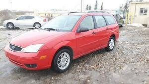 ***FORD FOCUS WAGON ZXW**ONLY 107KM**