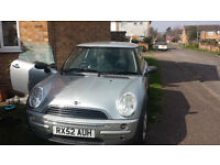 quick sale cheap, MOT 6 oct, dont need 2nd car any more