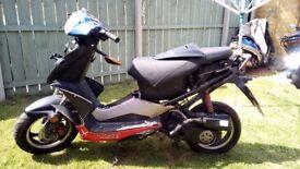 Pulse Lightspeed 2 49cc Moped