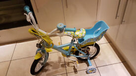 Apollo child bike, for children 3-5 years old, used for two summers only