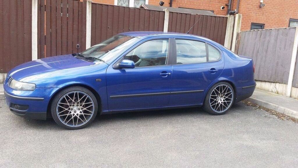 Seat toledo v5 23 quick car in sale manchester gumtree seat toledo v5 23 quick car publicscrutiny Image collections
