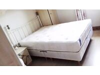 Quality double bed - offers considered