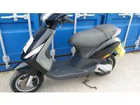 Piaggio zip 50cc scooter 03 plate