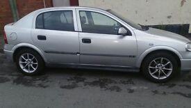 Vauxhall Astra 1.4 Petrol. Brilliant& Reliable Car, Long MOT, No Problems!