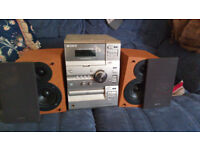 Sony HCD CP11 Stereo - Very good condition.