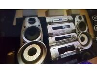 Collect cheap. Technics Hifi System. Open to offers.