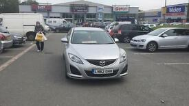 Mazda 6 business line edition diesel ! 2.2 only 1 x previous owner PCO LICENSED
