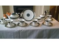 Royal Doulton Carlyle 1st Quality Tea Set