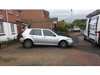 VW Golf 1.8 GTI spares or repair project parts