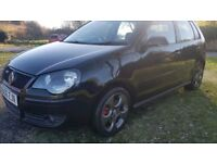 Volkswagen polo gti 1.8 20vt 5 door