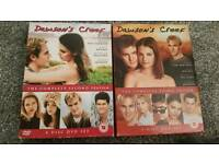 Dawsons creek boxsets
