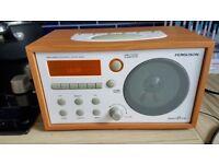 Ferguson radio clock
