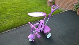 Little Tikes Smart Trike Pink/Purple