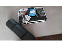 VibraPower Hiit, Remote, DVD, Resistance Bands, Booklet