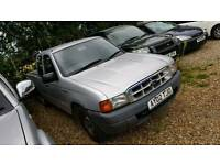 Ford ranger truck king cab diesel pickup Export