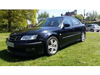 **LONG MOT** 2006 SAAB 9-3 AERO 2.8 V6 4 DOOR SALOON **GOOD HISTORY+RECENT SERVICE+AMAZING DRIVE**