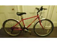 Specialized Hardrock small ladies retro mountain bike