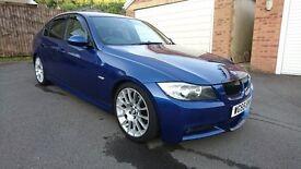 BMW 320d M-Sport, Excellent Condition