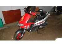 Gilera Runner 180cc 2002 . Complete Bike For Breaking. Ring For Details On Parts.