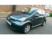 2007 Toyota Aygo 1.0 petrol AUTOMATIC, Full Service History, Long MOT, £20 Road Tax, Cheap insurance