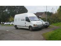 renault master breaking for spares only