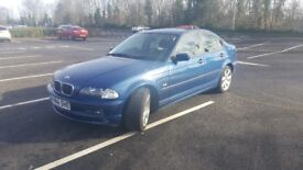 Need gone bmw 318 i immaculate condition 1 owner perfect driving