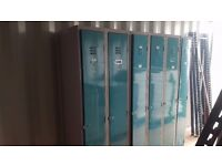 *** LOCKERS FORSALE ***