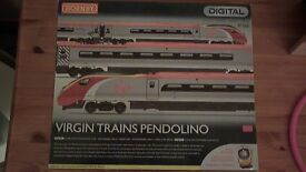 HORNBY OO GAUGE DCC PENDOLINO IN SUPERB ORDER COLLECTION FROM PLYMOUTH AREA