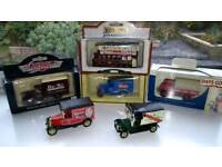 Days Gone By vehicles - set of 6