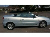 Renault Megane soft top