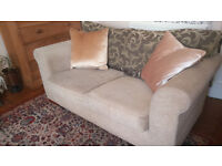 "Sofa (from ""Next"" retailer) 2 seater excellent condition, clean and unmarked"