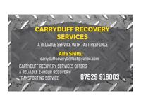 CARRYDUFF RECOVERY SERVICES