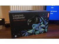 Lenovo Explorer Mixed Reality VR Headset