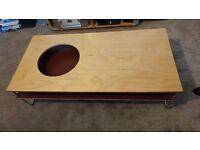 Habitat design coffee table