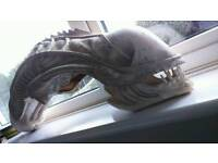 Alien Films Prop Full Sized Head