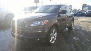 AMAZING 2007 Audi Q7 S LINE CALL OR TEXT CODY 780 803 4545